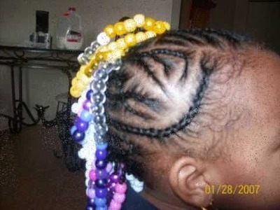 BRAIDING STYLES.KIDS HAIRSTYLES W.1 DRED HAIRSTYLE