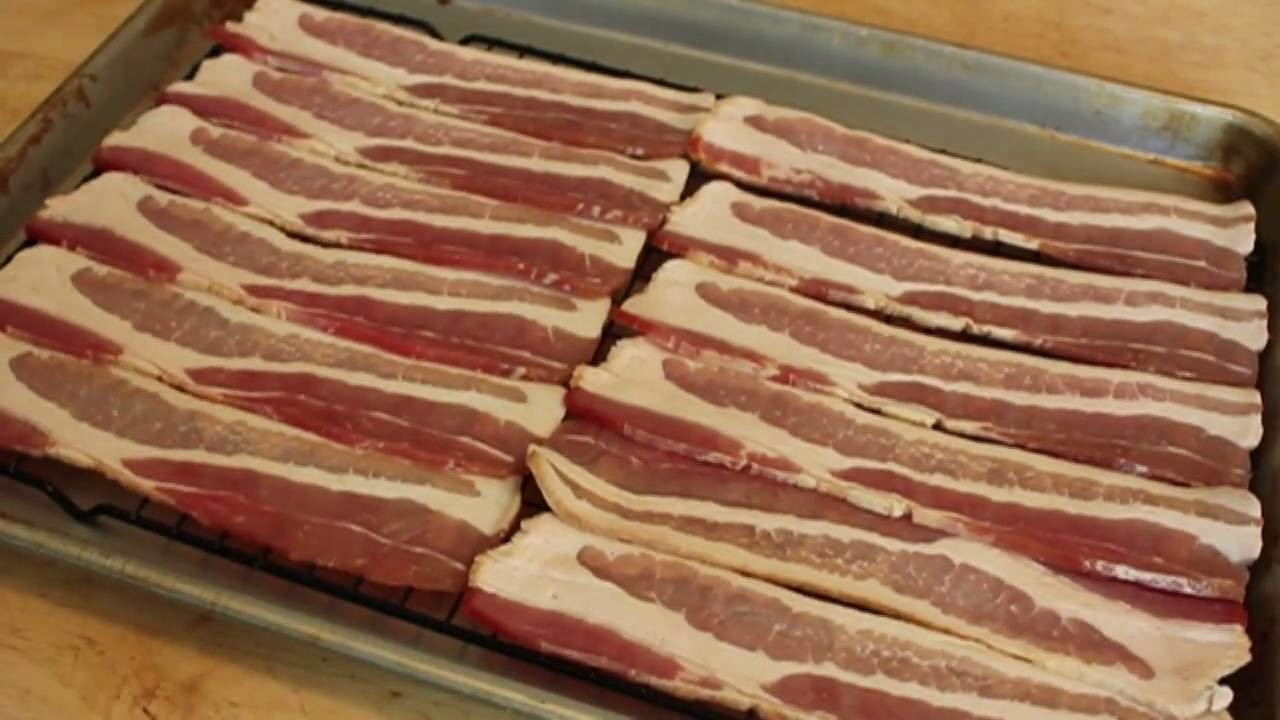 Candied Bacon Appetizer - Super Bowl Party Recipe