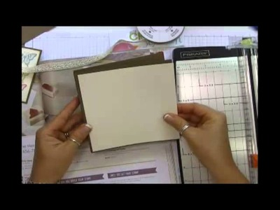 Card Portfolio Live with Chic n Scratch on UStream
