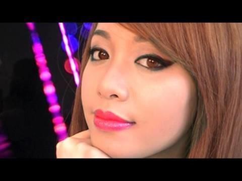 Clubbing Makeup Tutorial