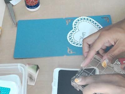 CTMH Cricut Art Philosophy #12 - Cupcake Card Tutorial