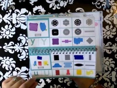 CTMH Cricut Artiste Cartridge Review