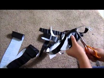 Decor tutorial: Coat Hanger Tree Wall Decal