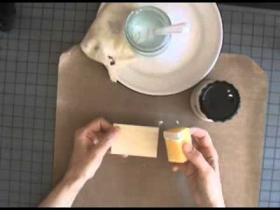 How to apply Gesso
