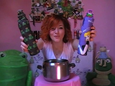"""HOW TO COOK A SUSI   Re: BrittaniLouiseTaylor's """"Happy Hats"""""""