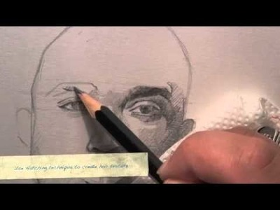 How to draw portrait in pencil 2Pac Dear Mama Portrait Drawing in Pencil