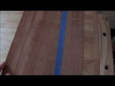 How to Joint Veneer