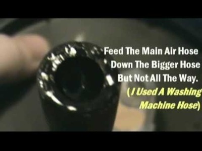 How To Make A AirLift Water Pump