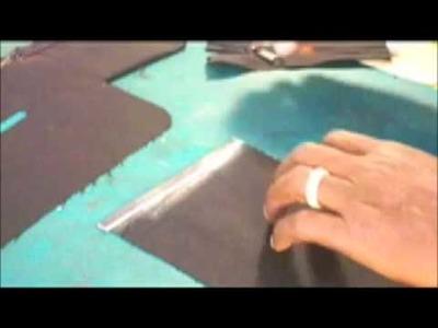 How to make a handbag pocket