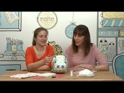 How to Sew a Hippo Preview