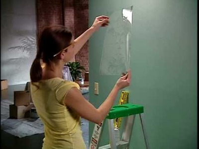 How To Stencil a Wall with Paint - The Home Depot