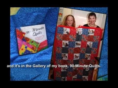 How to Stitch a Quilt in 90 Minutes with Meryl Ann Butler