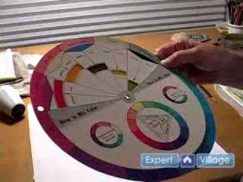 How to Use a Color Wheel for Watercolor Painting