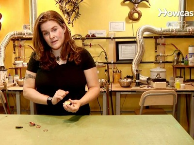 How to Use Textured Metal   Jewelry Making