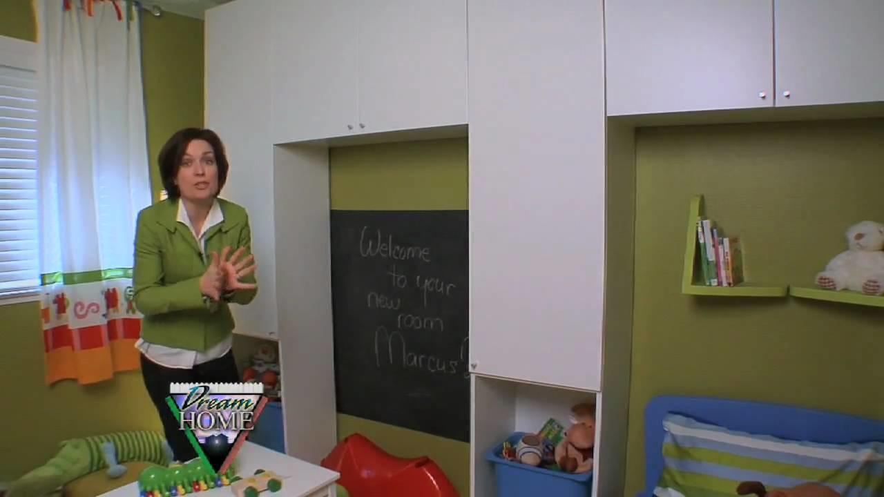 IKEA Oakland Kids Room After