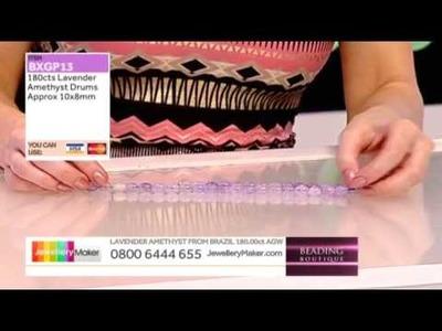 Learn How to Make Mix Media Jewellery - Jewellery Maker DI 16.03.14