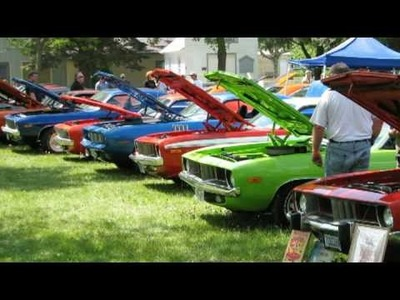 Midwest Mopars in the Park 2008 - Car Show & Swap Meet