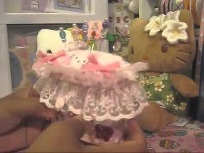 My Hello Kitty Pin Cushion~