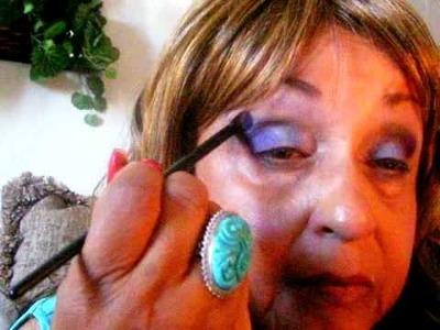 OVER40 Hooded Eye Correction Look for Older Women