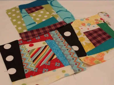 Paper Pieced Quilt Block Basics - Whitney Sews