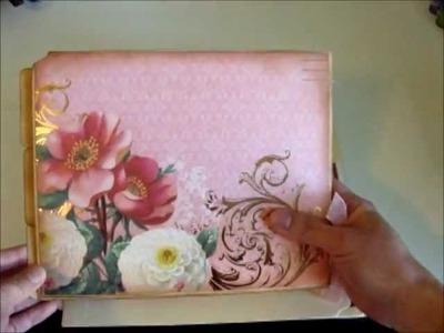 Pocket Folder Mini Album