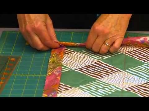 Quilting For Everyone - Bind a Quilt
