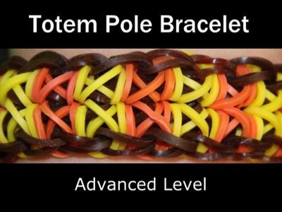 Rainbow Loom® Totem Pole Bracelet