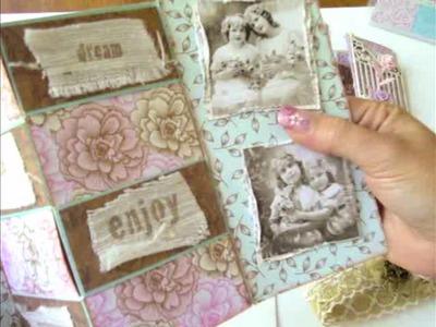 Secret Door Cards - Key to the Secret Garden & Paper Share