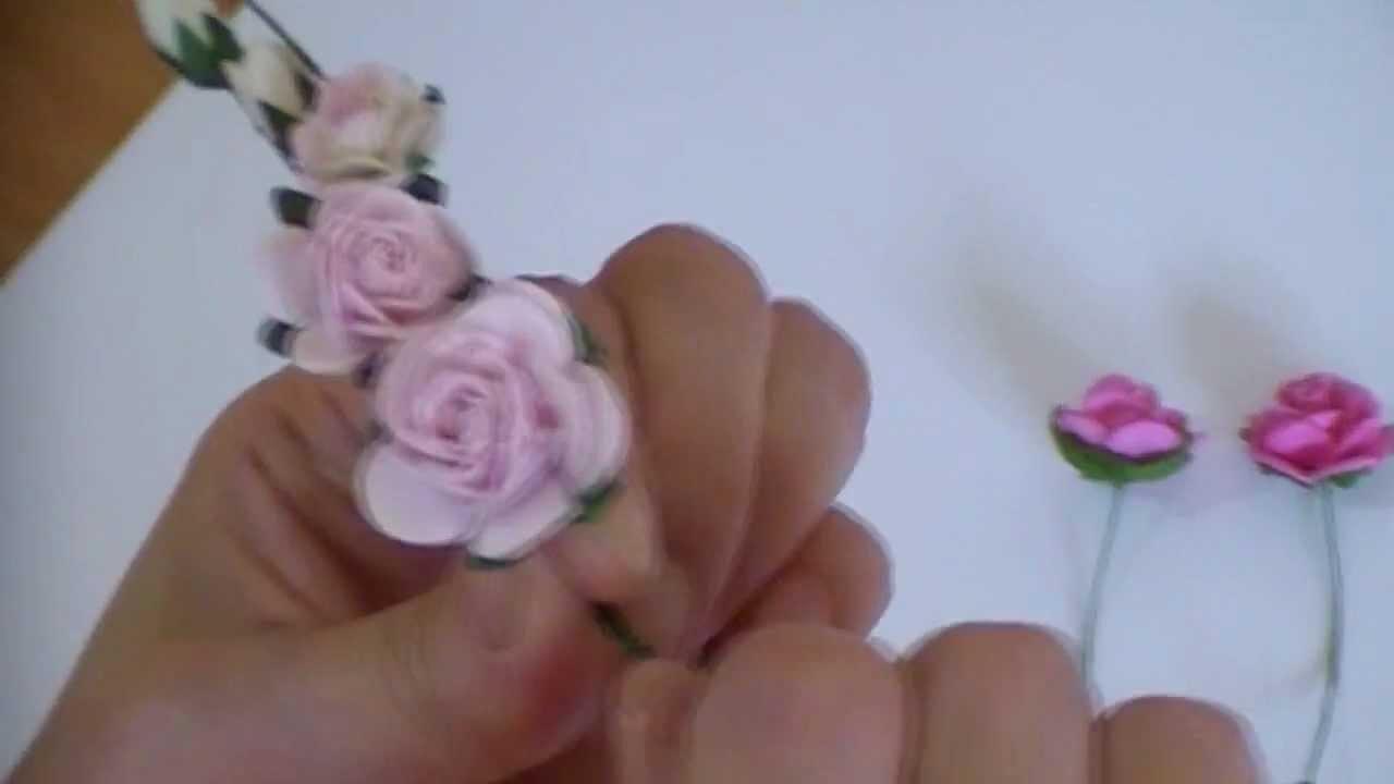 Short tutorial on how I make my WOC flower sprays