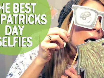 ST. PATRICK'S DAY PARTY IDEAS. Grace Helbig