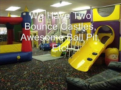 The Busy Genie Indoor Playground