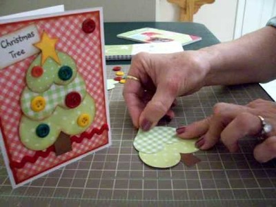 """""""The Twelve Days of Christmas"""" Cards: # 3"""