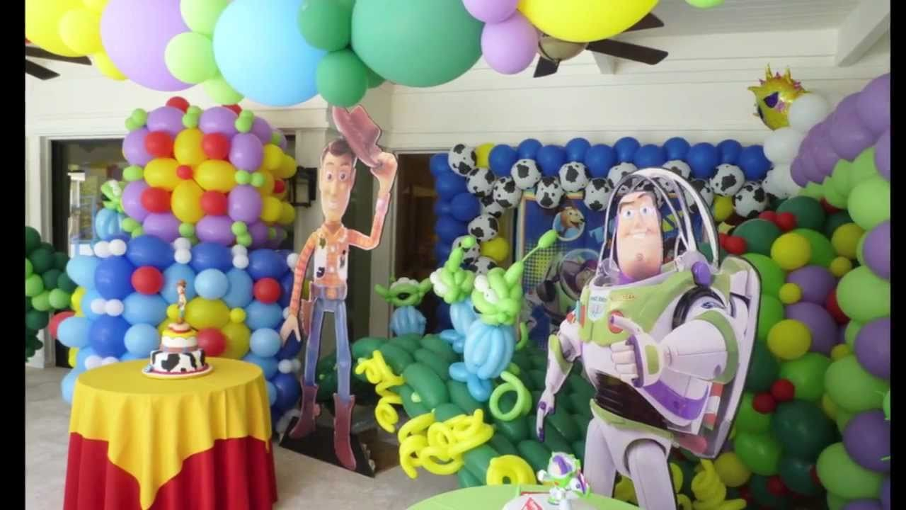 TOY STORY THEME EVENT DECORATION. DreamARK Events  * www.dreamarkevents.com *