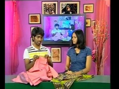 Turn Old Sarees Into Trendy Creation - New Look - 03