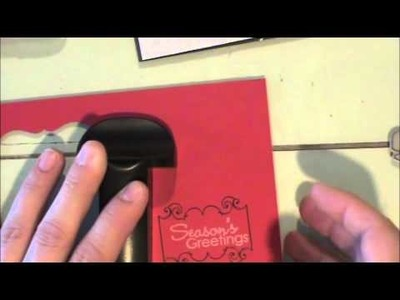 Whiff of Joy Dies with Sizzix Big Shot Tutorial