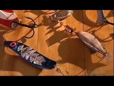 """Buy A Factory And """"make your own fishing lures"""""""