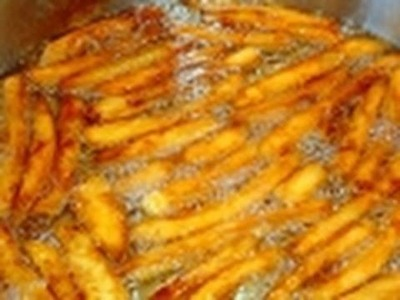 CRISPY CHIPS How to Make Fries recipe