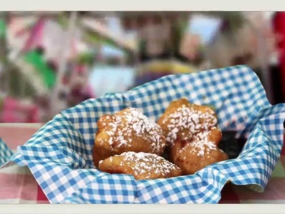 Fair Food Recipes - How to Make Deep Fried Butter