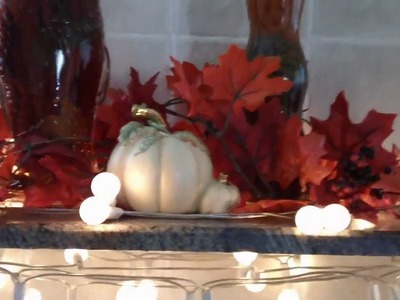 Fall Decorating Ideas 2011