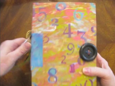Greeting Card Book.Journal