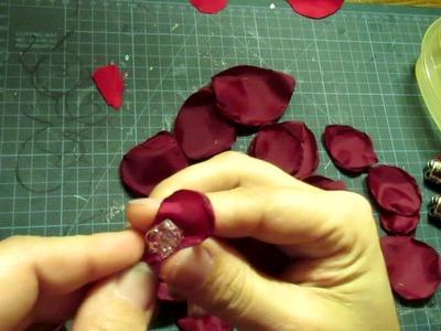 Handmade Flowers Mini Series v6: Long Stem Roses