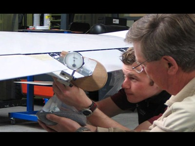 How to design, build and test a composite aircraft