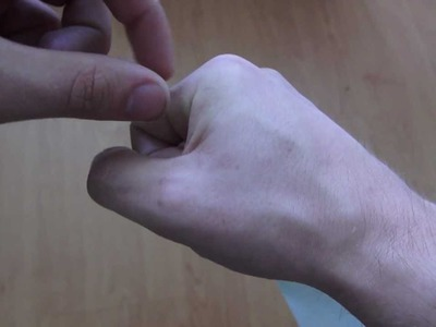 How to do napkin magic trick - How To Do Anything TV video