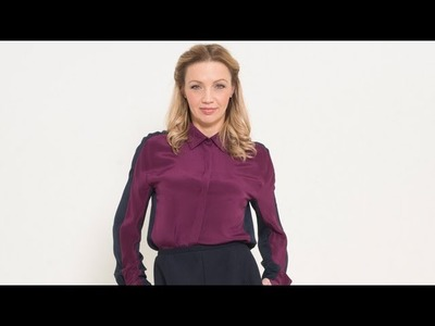 How to dress: buttoned-up shirt collars