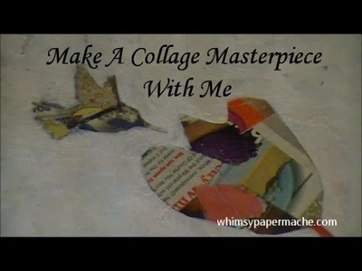 How to Make A Collage Masterpiece With Ease