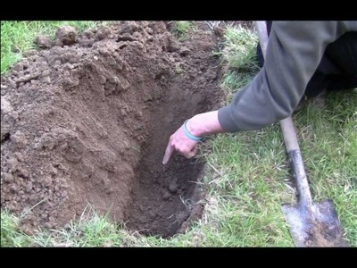 How to make a double dig vegetable bed