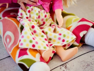 """How to make American Girl Doll Pants or 18"""" Doll Pants"""