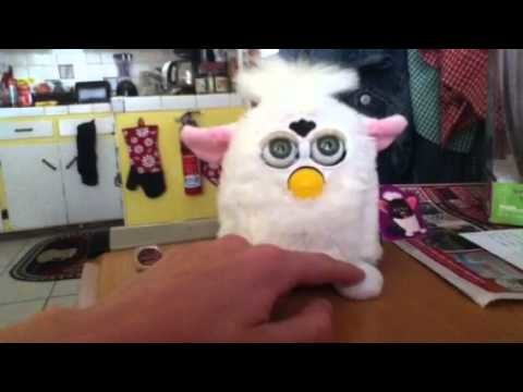How To Make Furby Say Its Name