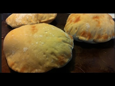 How to Make Homemade Pita Bread