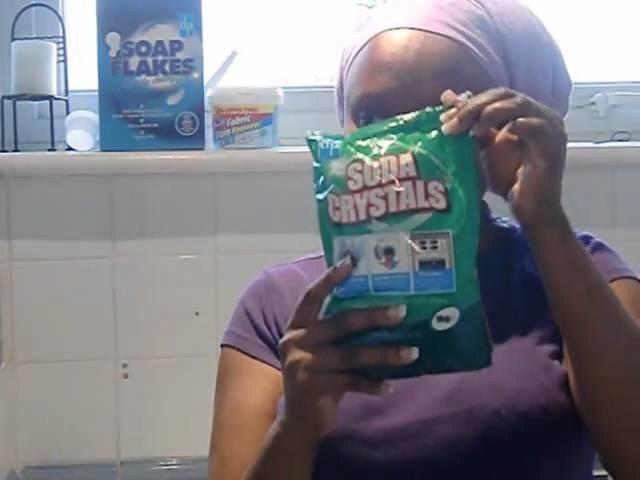 How to make Homemade Powder Laundry Detergent
